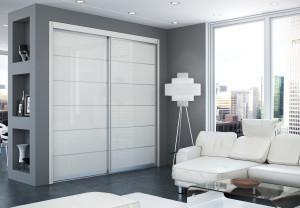 Master Bedroom Sliding Door